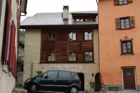 Appartamento per famiglia Madulain - Appartamento