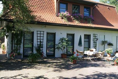 54 qm Ferienwohnung am Elsterblick in Bad Elster - Bad Elster - Apartamento