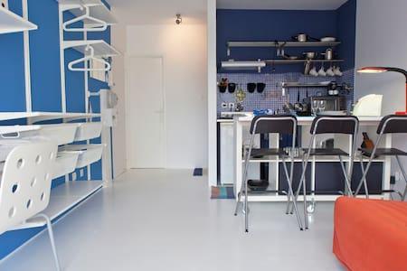 Studio design / 50 m plage - Palavas-les-Flots - Apartment