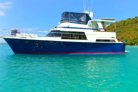 Grenada Honeymoon & Anniversary - Hajó