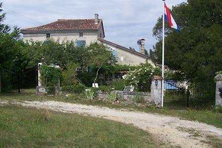 Landelijke rust in de Dordogne - Bed & Breakfast