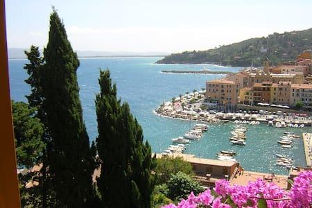 appartamentino sul porto - Porto Santo Stefano