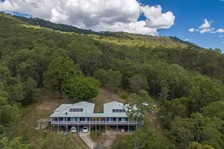 Pearl of Contentment Retreat - Canungra - Maison