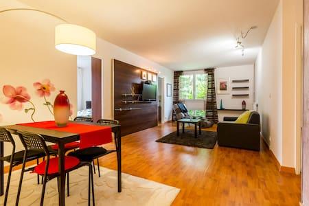 Bel appartement de 70 m2, à 30 mn de Paris. - Byt