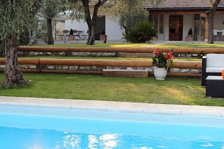 VILLA_GARDA LAKE_Bilo Apartment - Toscolano-Maderno - Villa