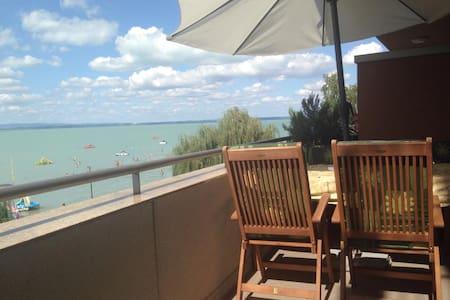 Enjoy the wellness! Lakeview Apart6