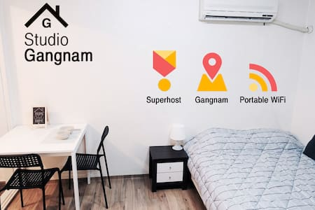 [New] The Best Studio in Gangnam - Apartament