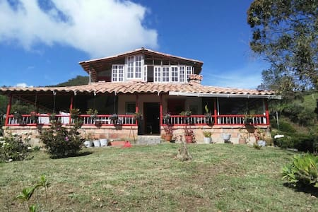 Casa Finca Alto de la Virgen - Guarne
