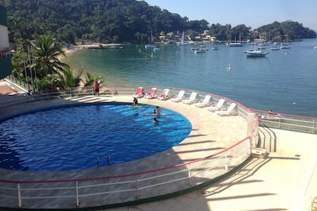 Angra dos Reis Apartment Flat Beach