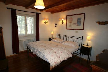 B&B Villa Dolomites   Capriolo Room - San Vigilio