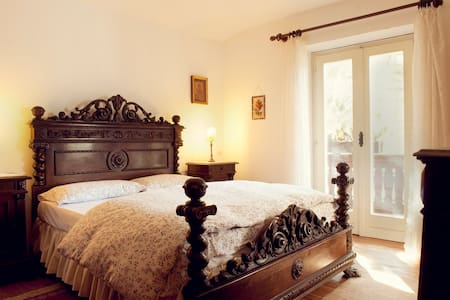 B&B Villa Dolomites Greeen FL Room - San Vigilio