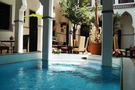 SPLENDIDE RIAD  Medina of Marrakech