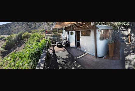 Exclusive Runyon Canyon Hideaway RV - Los Angeles