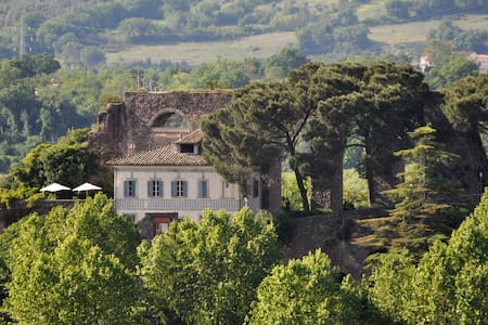 Renaissance Villa of the Aqueduct - Orte