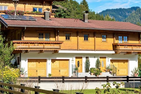 Apartments Mitterer in Tirol - Daire