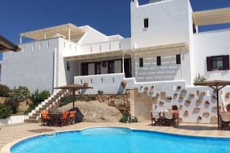 Deluxe studio with sea view - Naxos - Bed & Breakfast