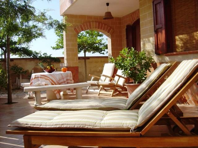 Rental villas in Ostuni from the owner