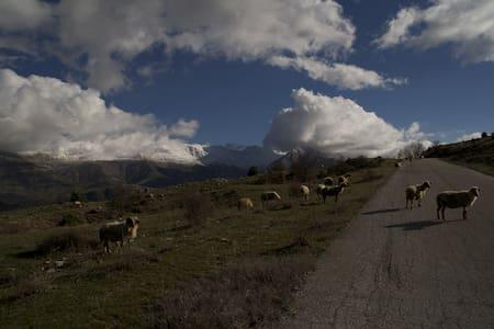 Syrrako , Epirus getaway - Tzoumerka