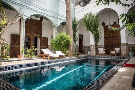 "Riad Boutique Hotel ""Edward"" - Marrakesch"