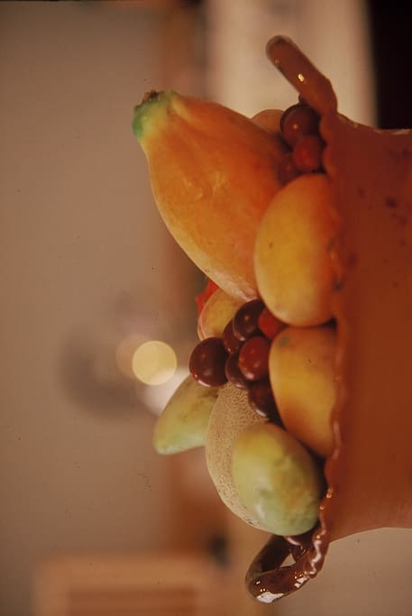 Fresh fruit in your room