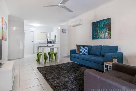 Fresh CBD Apartment - Appartement