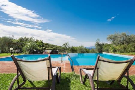 countryhouse 4/6 person, Fienile - Apartment