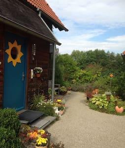 Ferienwohnung nahe Rothenburg o.d.T - Gebsattel - Appartamento