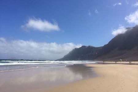 FAMARA: 1ªlinea de playa - Pis