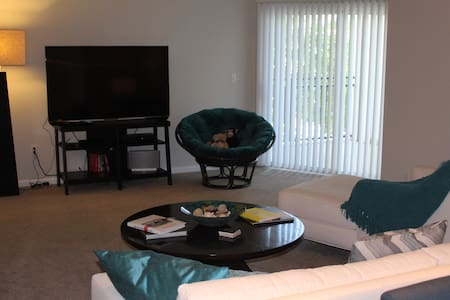 Meticulous 2 bedroom/ 2 bath apt. - Daire