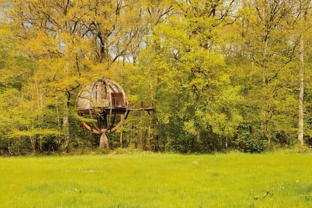Le Nid Sphère - Mökki