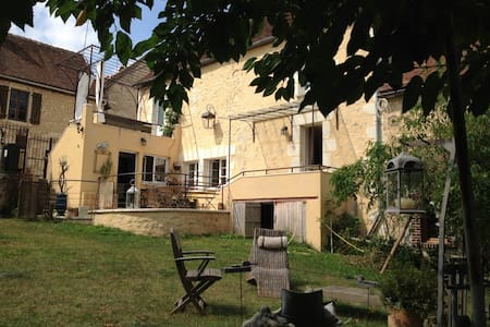 MAISON ANCIENNE AU COEUR DU PERCHE - Vichères - House