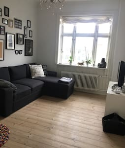 Beautiful apartment north of cph - Hellerup