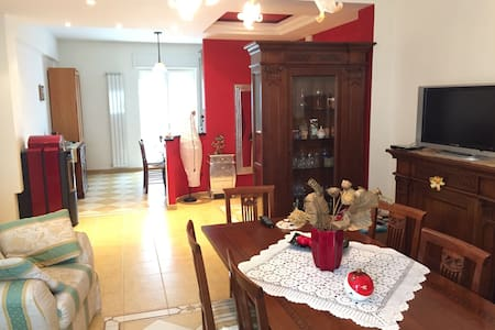 Appartamento accogliente e luminoso - Apartemen