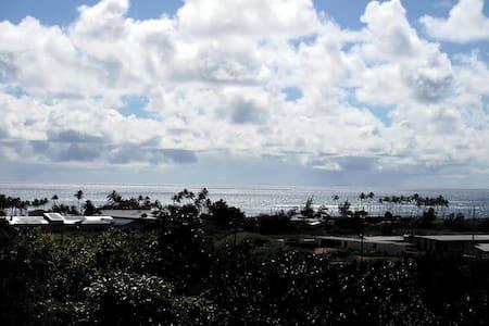 Mermaid Hale/views  mtn/ ocean - Kapaa - Apartment