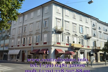 Room in Central Gorizia - Bed & Breakfast