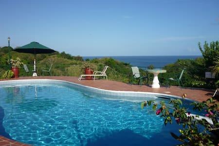 Top O Tobago Villa; Where Indoors & Outdoors Merge - Black Rock