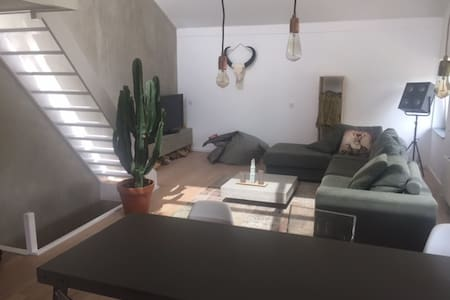 Unique and spacious loft Utrecht - Dom