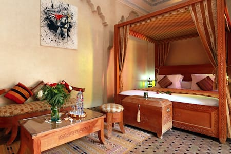 Riad Jnane Agdal & Spa Suite Senior