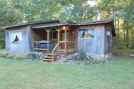 Rustic Country Cabin - South Pittsburg - Cottage