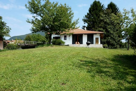 Quiet family house - Laveno-mombello - Hus