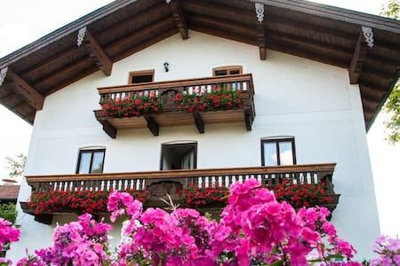Ferien auf dem Bauernhof, Zimmer, Bad u. Frühstück - Bernau am Chiemsee
