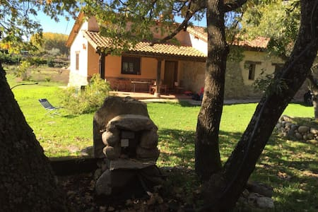 Casa con parcela - Madrigal de la Vera - Rumah