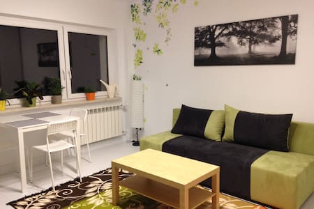 NATU Apartment - modern & cosy stay - Apartamento