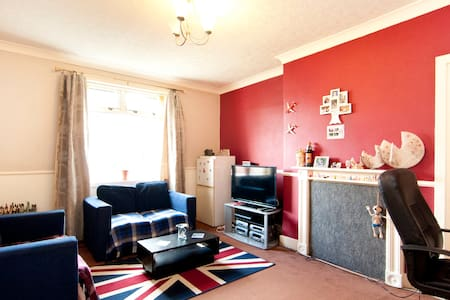 Spacious Single Room - Edinburgh - House