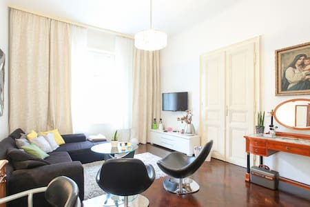 Your home in Classic Vienna - Vienne - Appartement