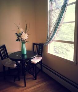 Bright and Sunny Somerville Apt! - Somerville - Apartment