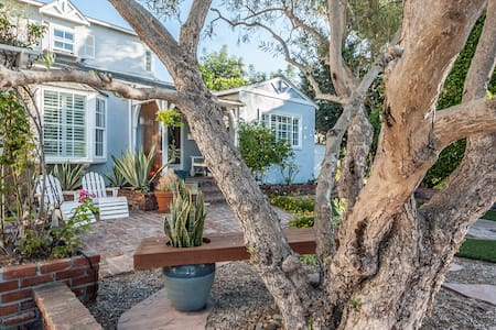 Hill Top Retreat Home Above Ocean!  - Playa del Rey - Maison