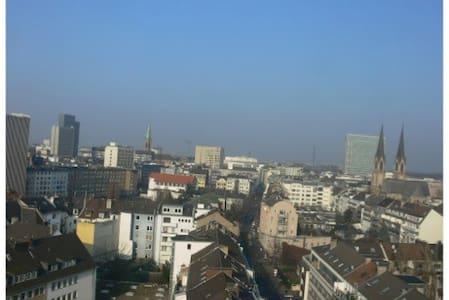 Panorama Apartment Düsseldorf City