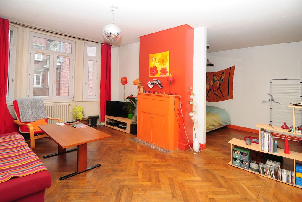 Apartment in the heart of Lille