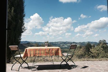Wundervolles Landhaus im Grünen - Ca' di Vico - Haus